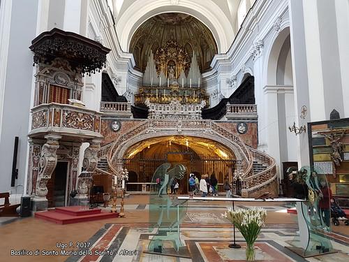 Basilica di Santa Maria della Sanità - Altari