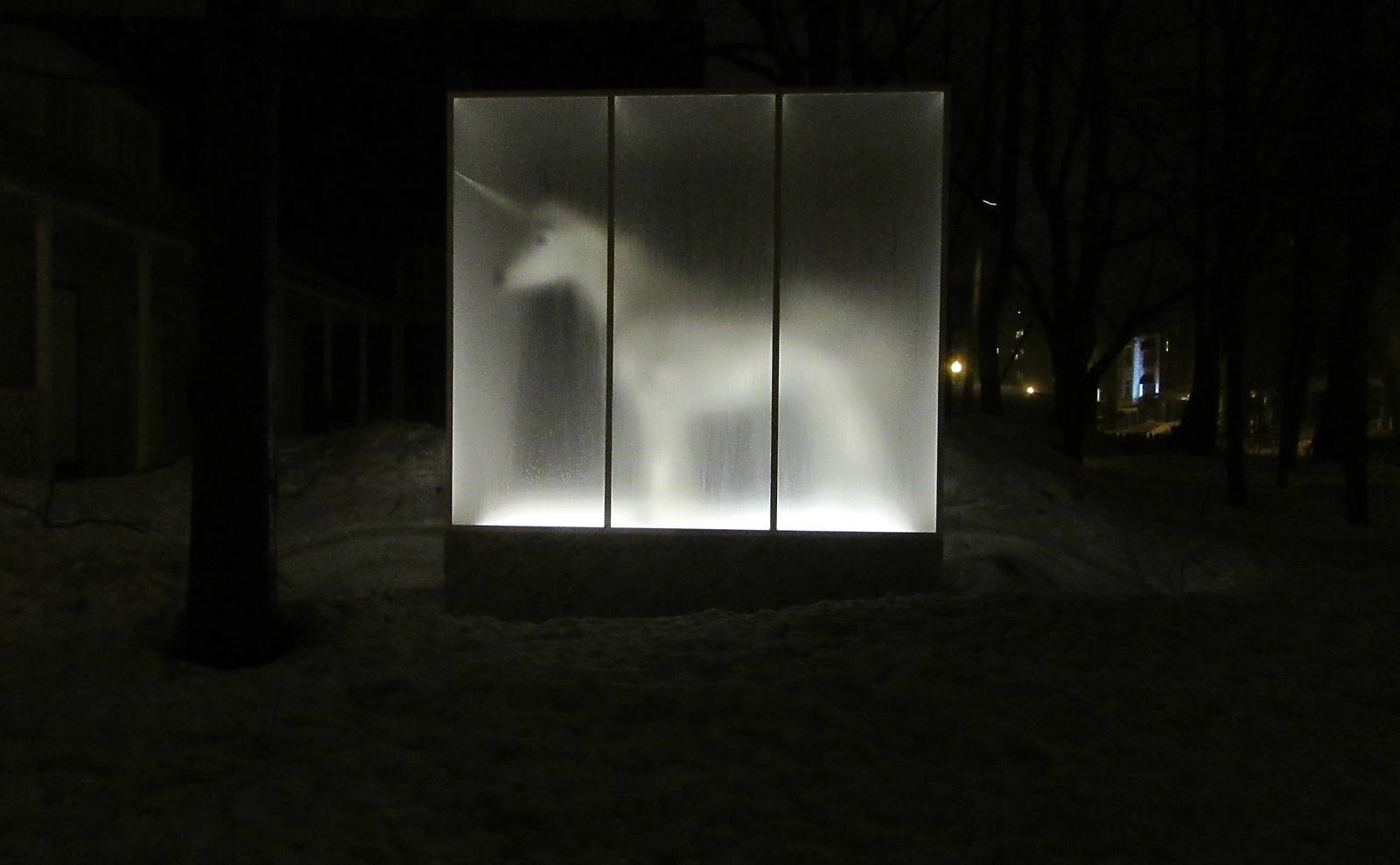 La Licorne sort en boîte... | by Robert Saucier