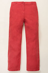Seasalt Carhales trousers, red