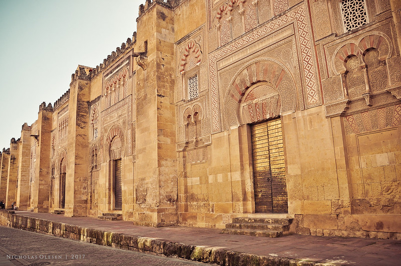 Cordoba | La Mezquita Exterior