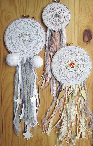 dream catchers nursery collection