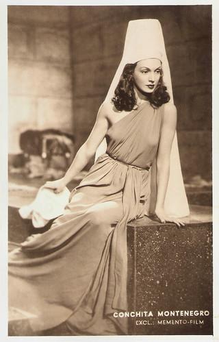 Conchita Montenegro in La nascita di Salomè (1940)