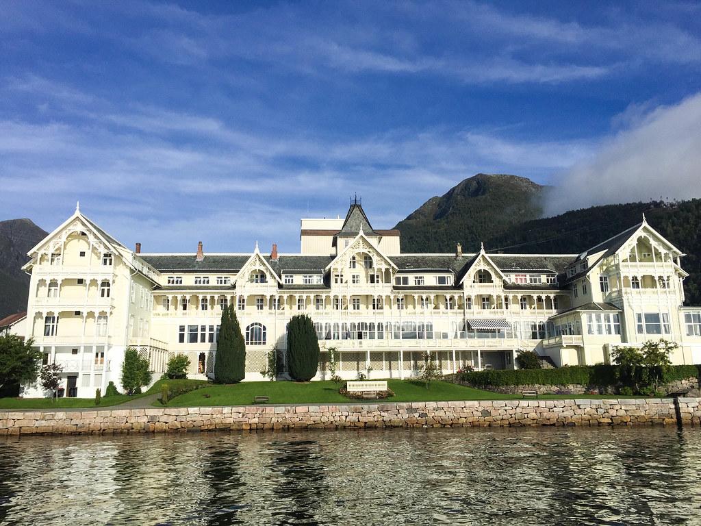 Hotel en Balestrand