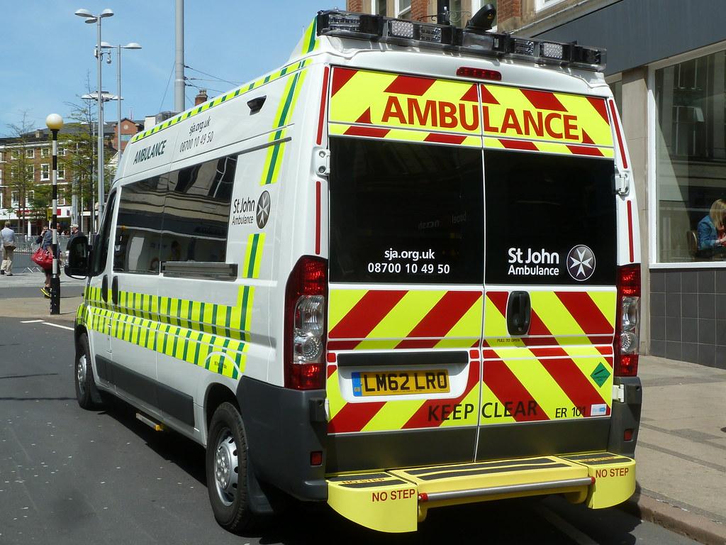 st sara ambulance organization plan
