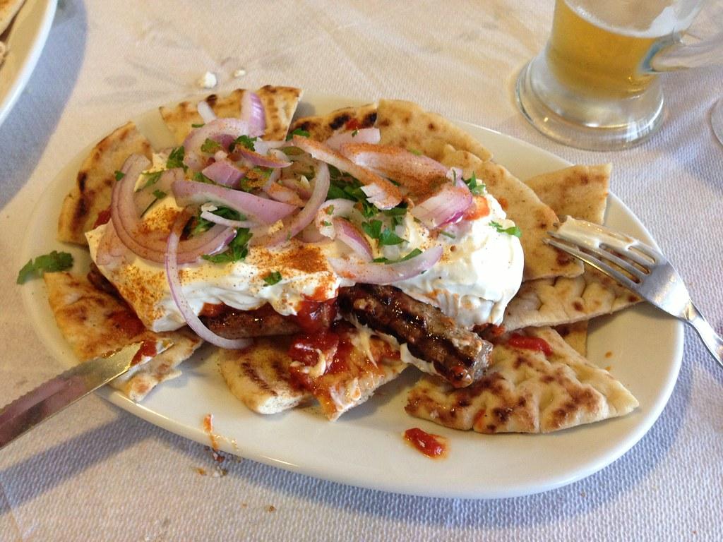 Greek Taverna Restaurant Maghull Menu