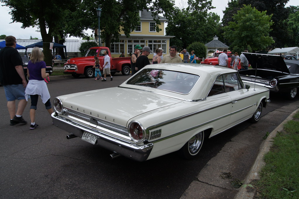 63 ford galaxie 500 msra back to the 50 s 40th