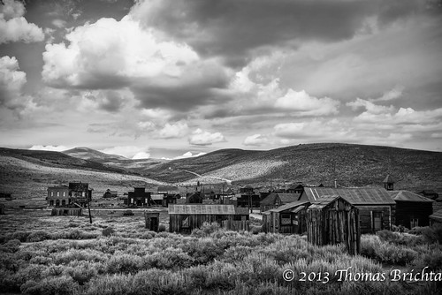 Road out of Bodie | by tom911r7