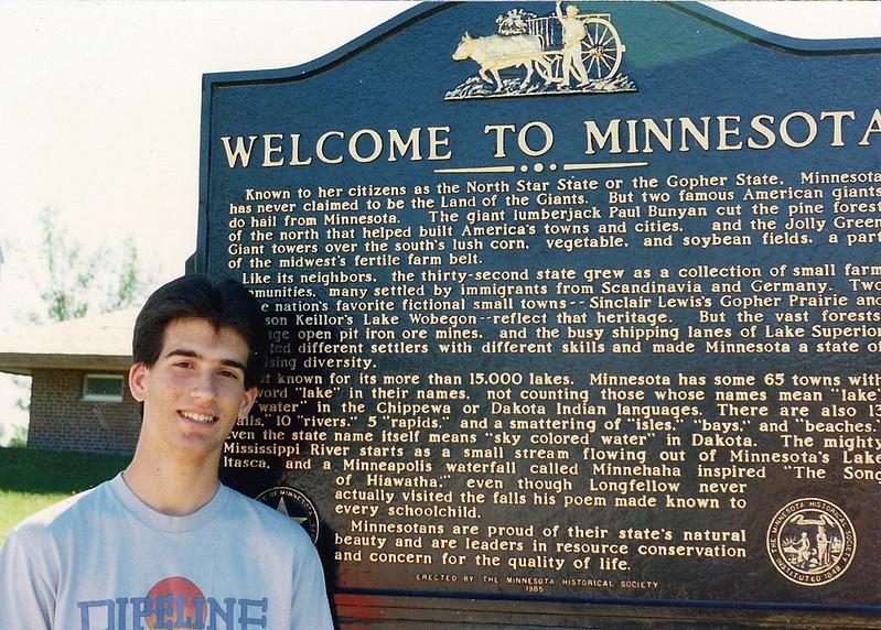 Minnesota Welcome Center