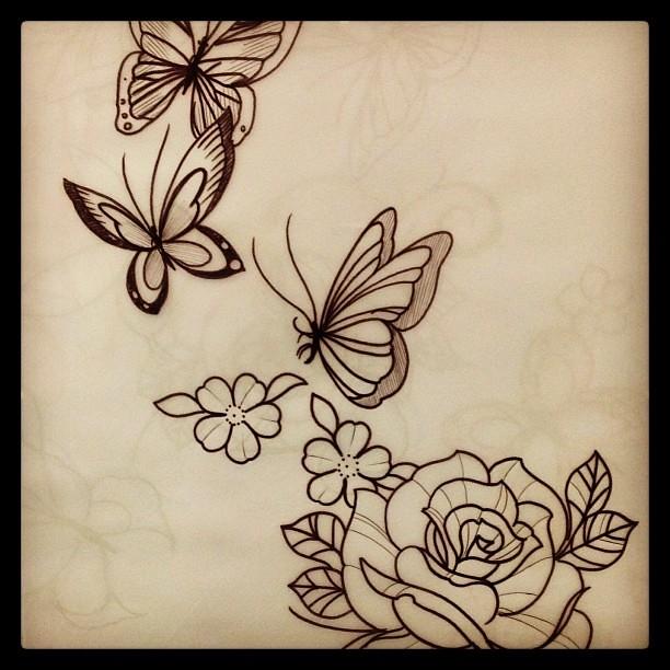 #desenhos #sketch #tattoo #tatuagem #tattoogirl #girlstatt