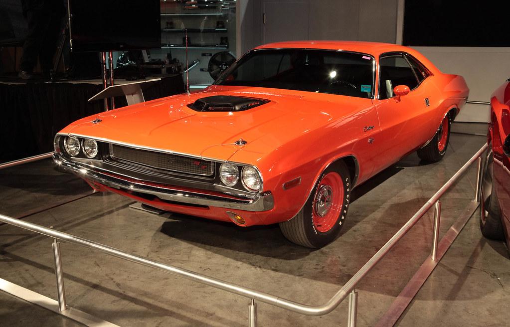 1970 Dodge Challenger 'Vintage Shaker' | 1970 Dodge Challeng… | Flickr