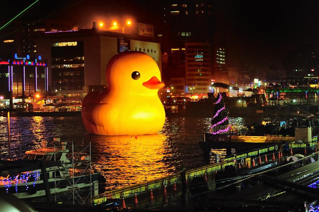 黃色小鴨(一張)