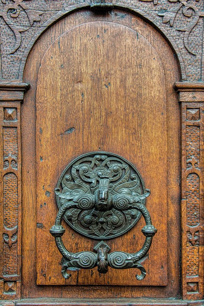 ... Antique wooden door   by prague.czech.photo - Antique Wooden Door You Can Download Pictures Here! Jan Fidler