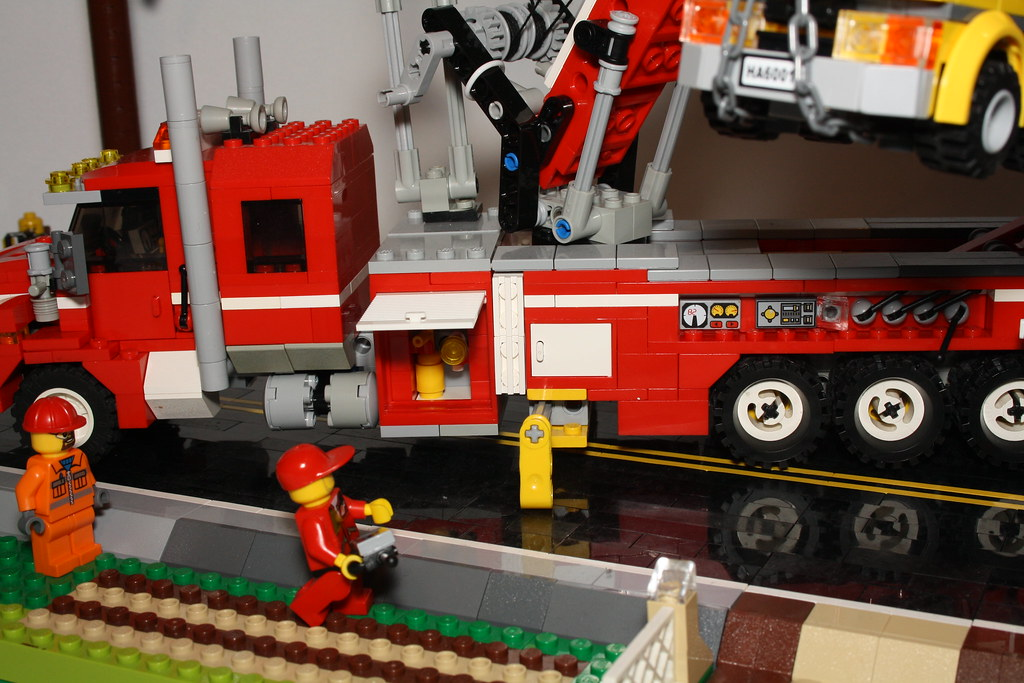 Toy Rotator Tow Truck >> Heavy Rescue Rotator | Martin Audette | Flickr