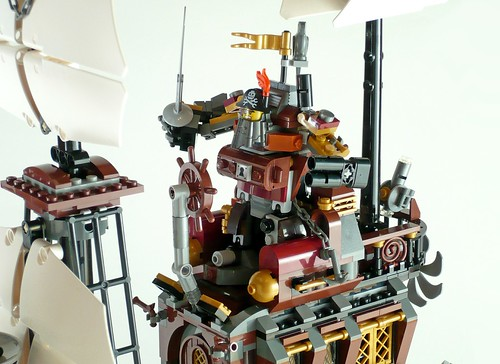 70810 MetalBeard's Sea Cow 602