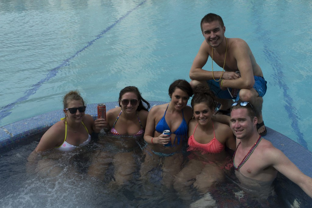Inertia Tours Spring Break 2014 Ultimate Pool Party, March ...