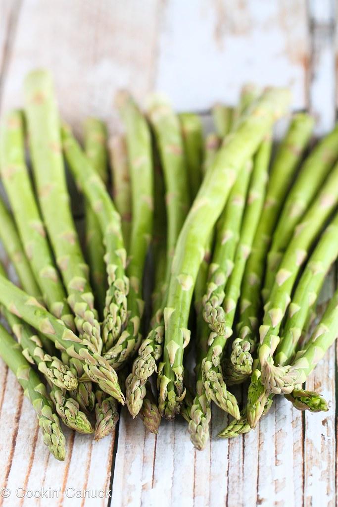 Roasted Asparagus Recipe with Dijon Vinaigrette Dressing |… | Flickr