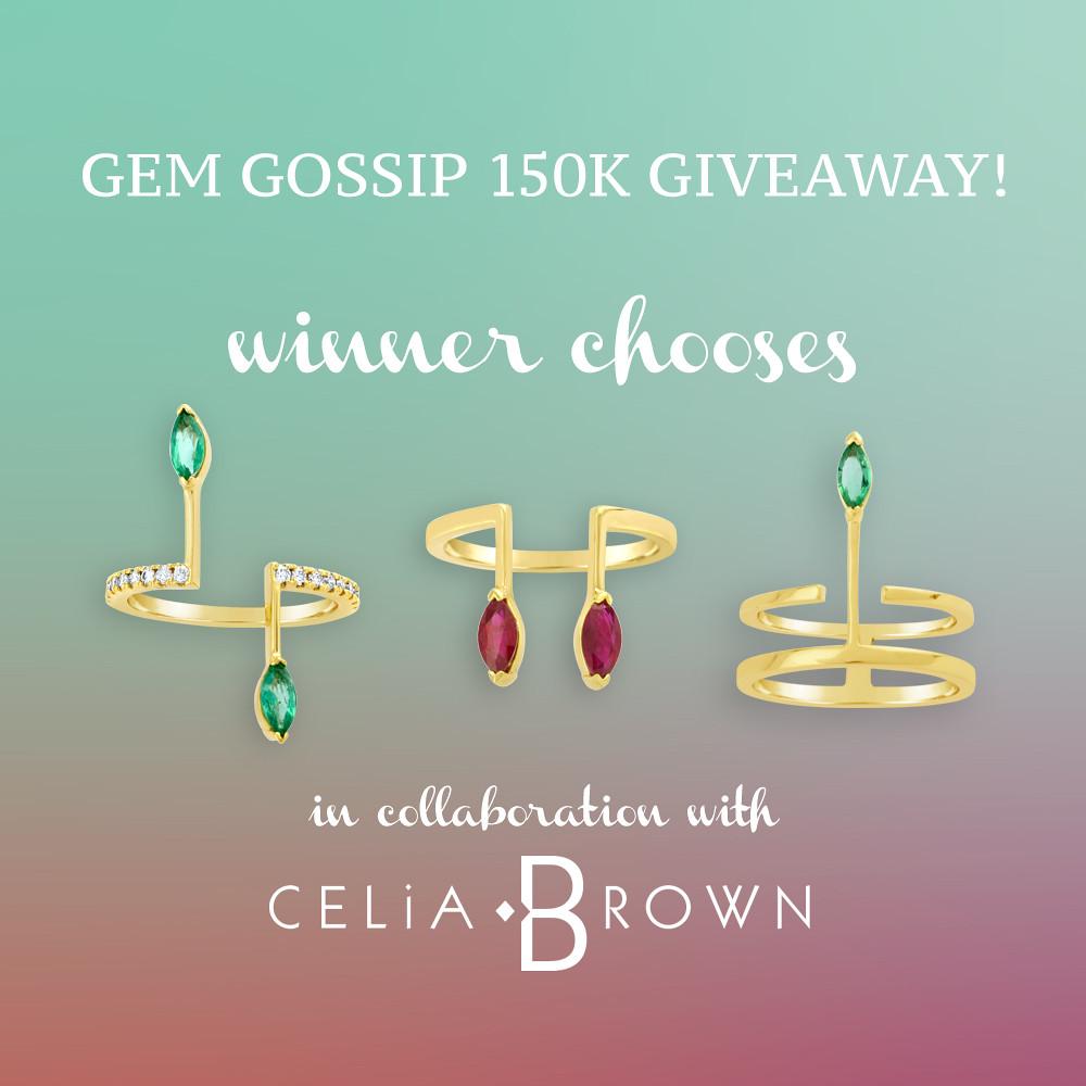 Gem Gossip Giveaway