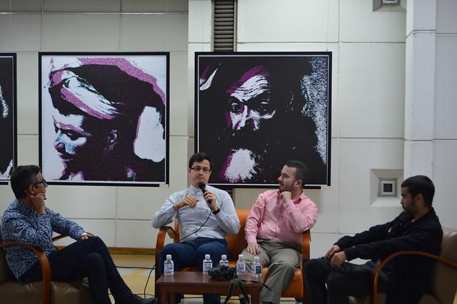 """Muestra de Arte Religioso """"El Juicio"""" 2017"""