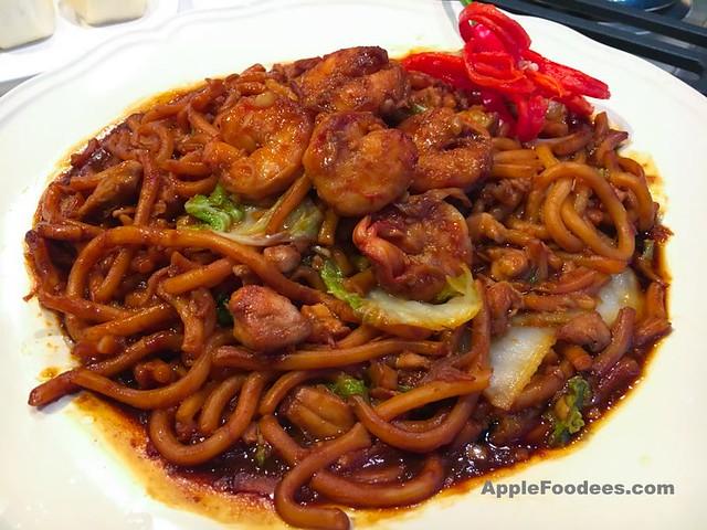 Thermomix Malaysia - Fried Hokkien Mee