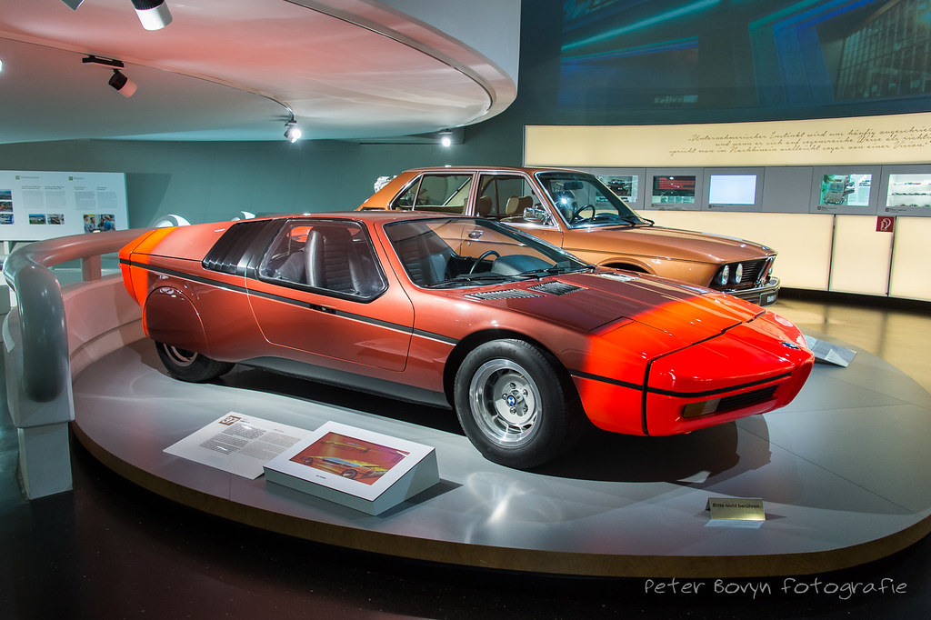 Bmw Turbo Concept 1972 Brand New Shape In The Year Of T Flickr