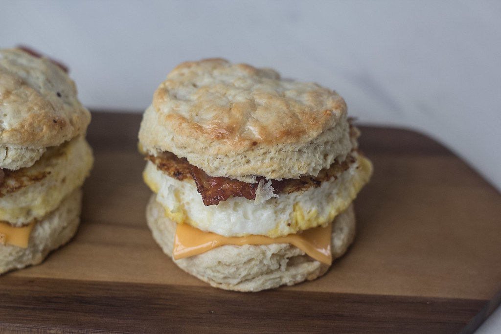 Recipe for Homemade American Buttermilk Biscuits
