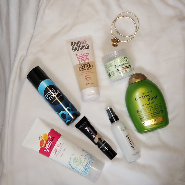 Recent Beauty Buys Boots Superdrug & Amazon