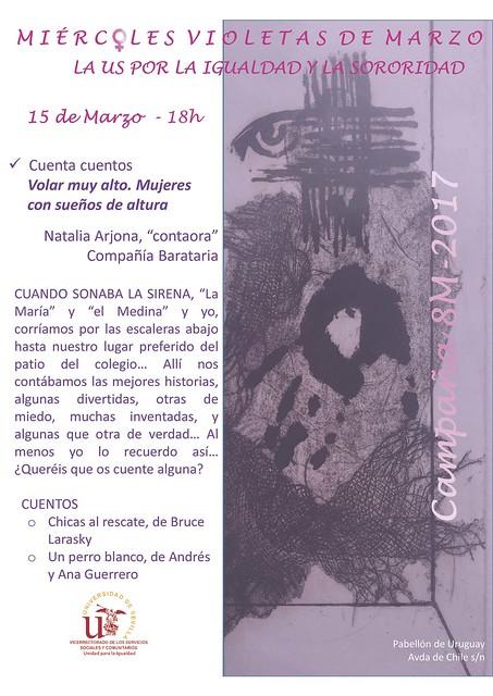 Campaña_8M-2017_Programa-15marzo miércoles violetas