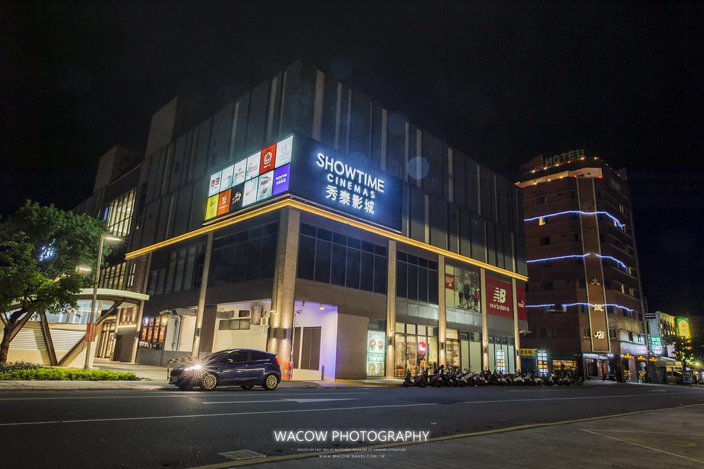 台東秀泰影城商場