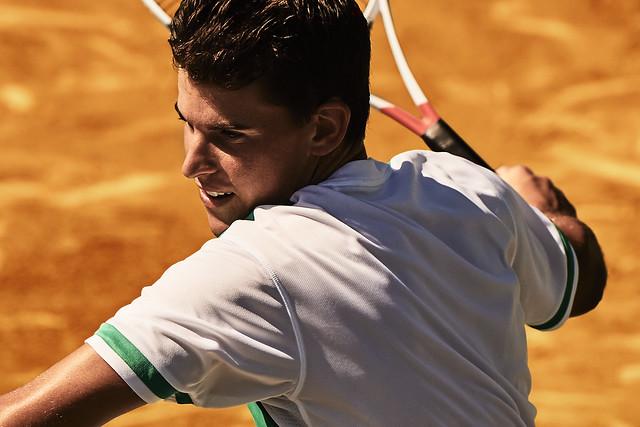 Dominic Thiem Roland Garros 2017 outfit