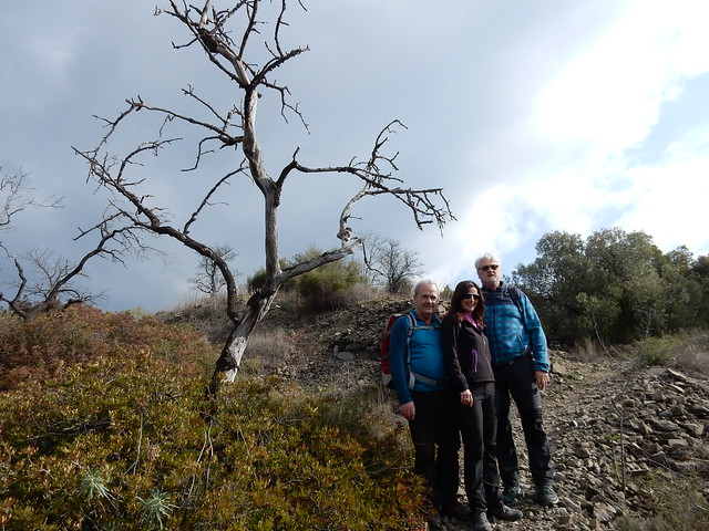2017-02-19 Ruta Conrería d'Escaladei, Vilella Alta i Calçotada