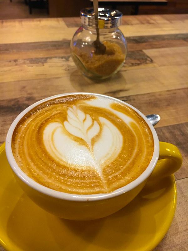 Franco - Cafe Latte