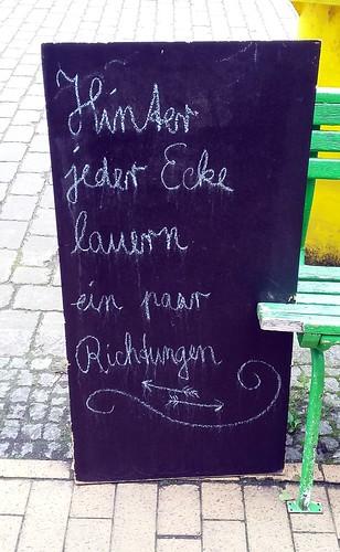 Rostock Richtungen