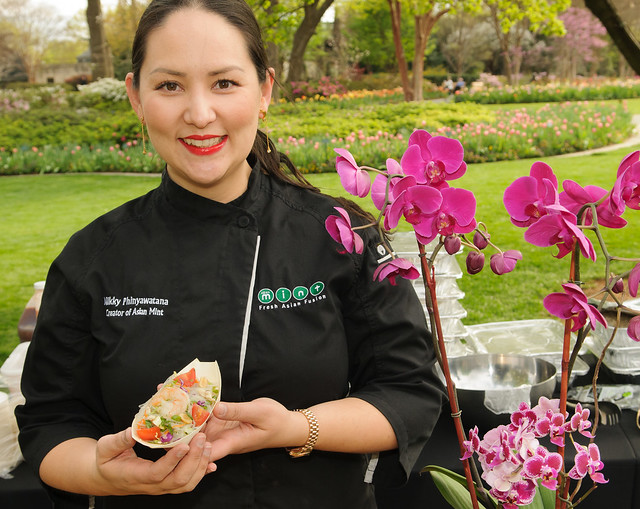 Dallas Arboretum Inaugural Food & Wine Festival