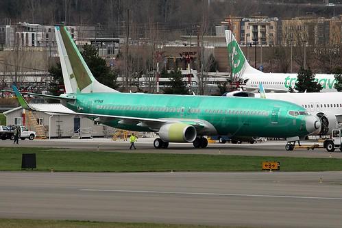 Boeing 737-8AL(WL) Xtra Airways N801XA LN6353