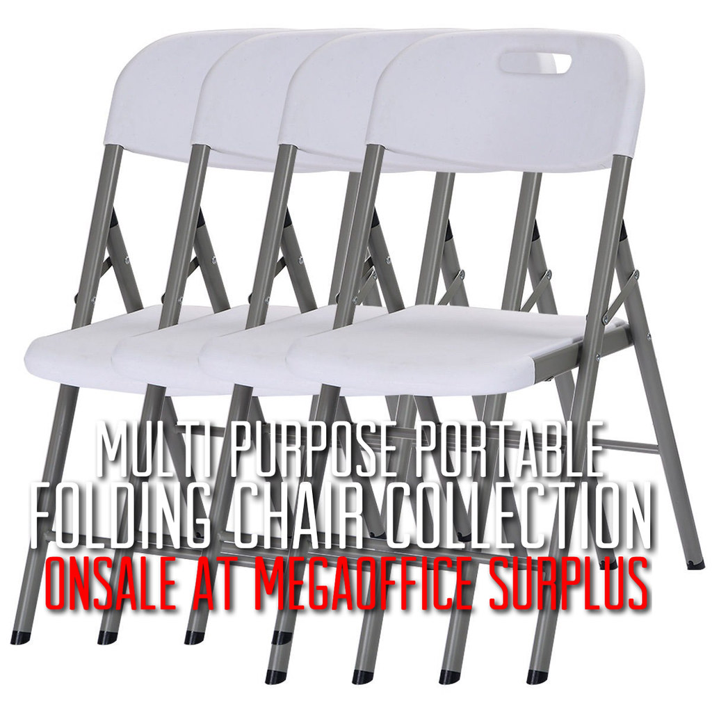 Megaofficesurplus Waterproof Folding Chairs By MEGAOFFICE SURPLUS PHILIPPINES