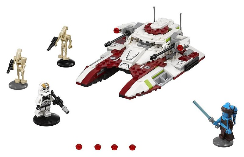 LEGO Star Wars Republic Fighter Tank (75182)