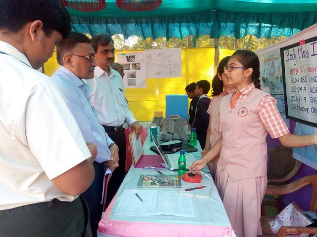 The Annual GNFC Science Fair