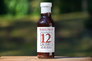 12 Bones Blueberry Chipotle Barbecue Sauce