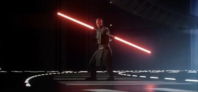 Star Wars Battlefront 2 - Darth Maul