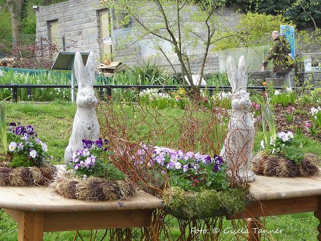 Ostern im Zoo Halle