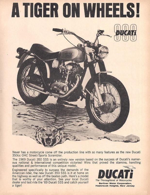 Ducati 350 SSS