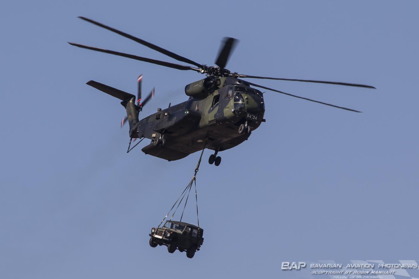 CH-53 External Load Training