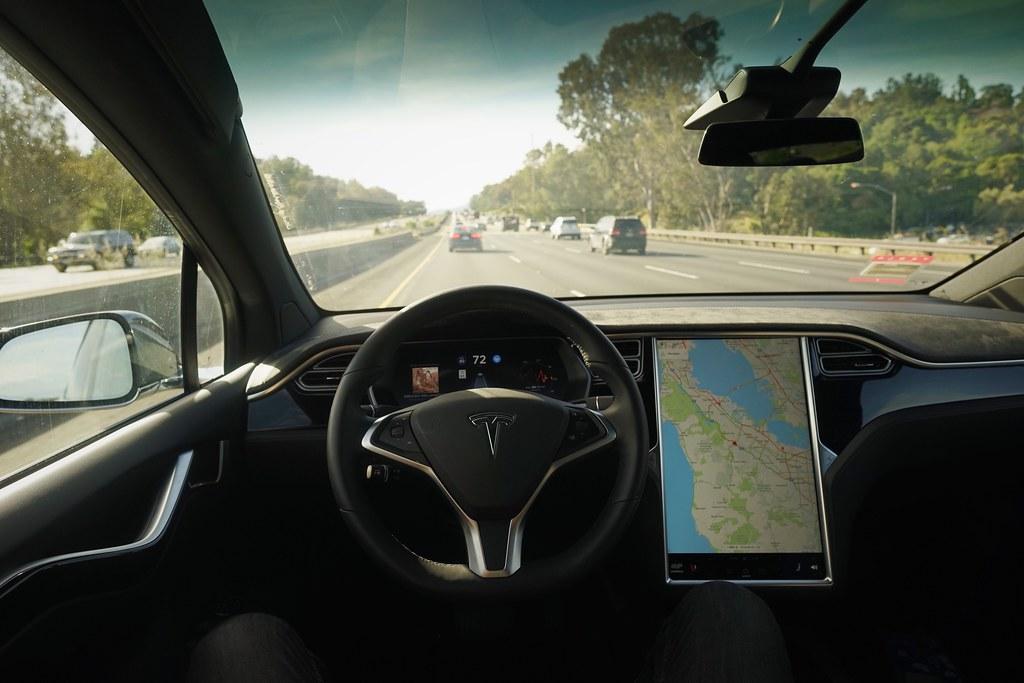 ... Self Drive: ON // Car Car Interior Transportation Vehicle Interior  Windshield Land Vehicle