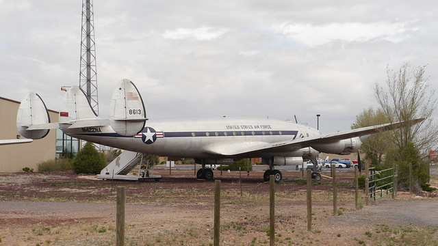 Lockheed Constellation VC-121A