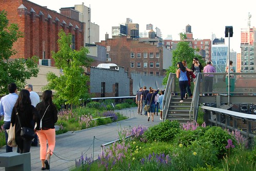 New York City's High Line on an Evening in May, 2013 | by UGArdener
