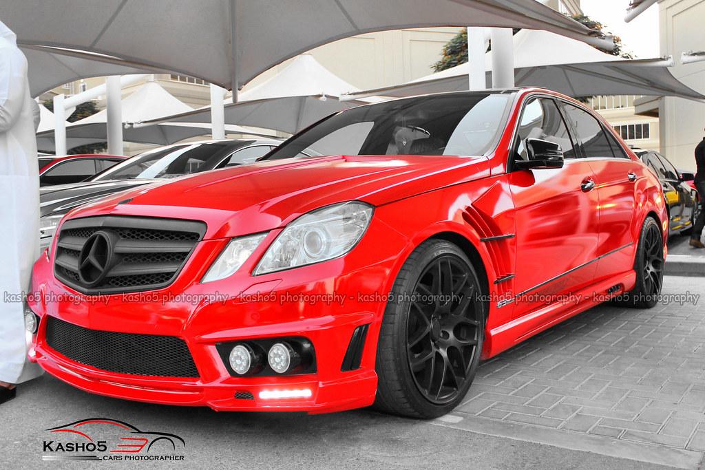 Mercedes E63 Amg Brabus Amg Bodykit Rims Modified