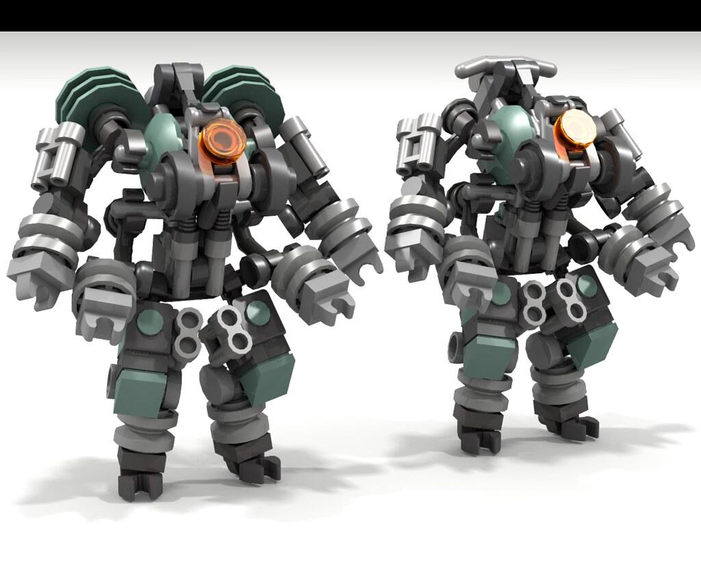 Building New Robots