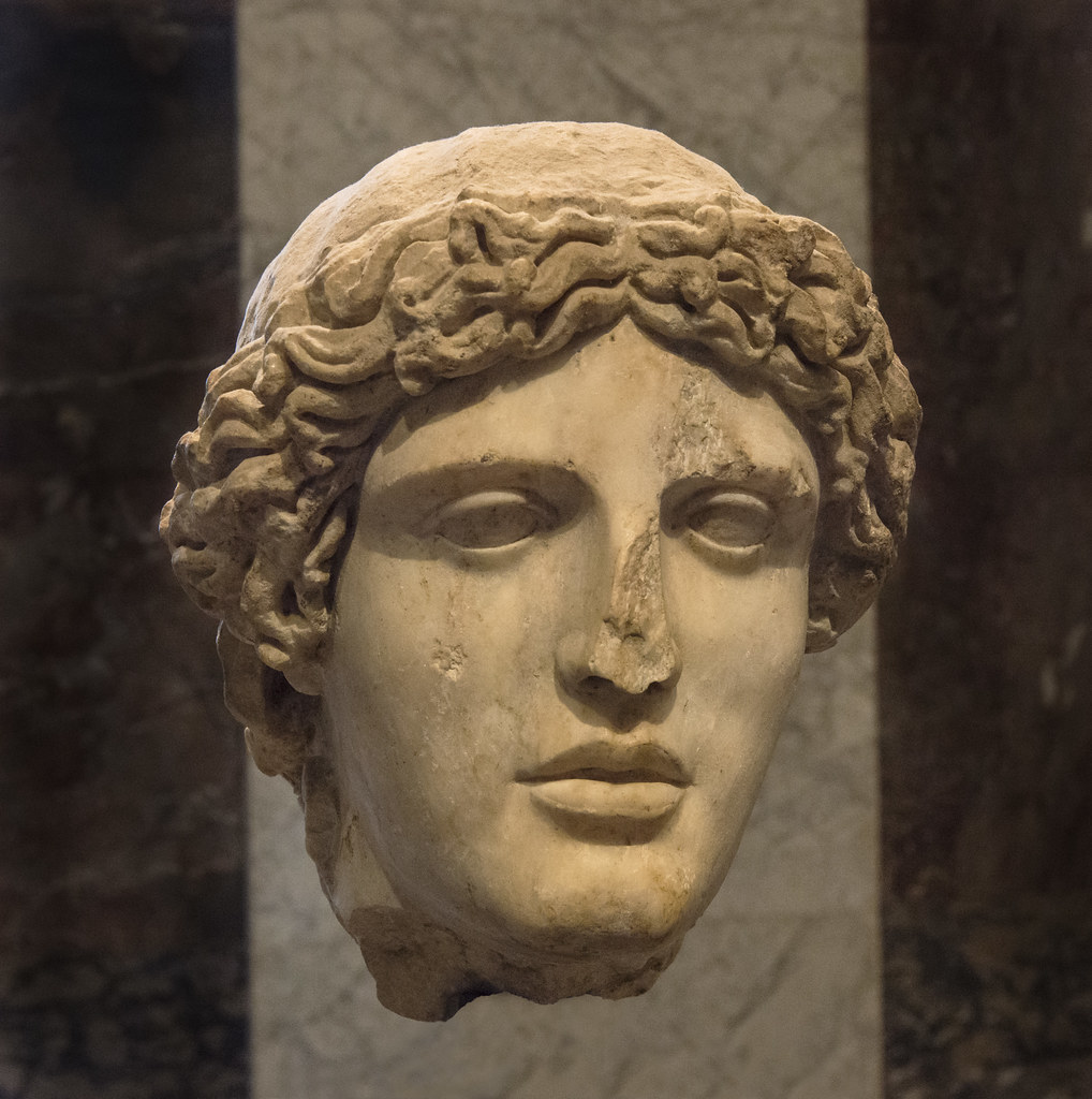 apollos head of the so called kassel apollo type i flickr