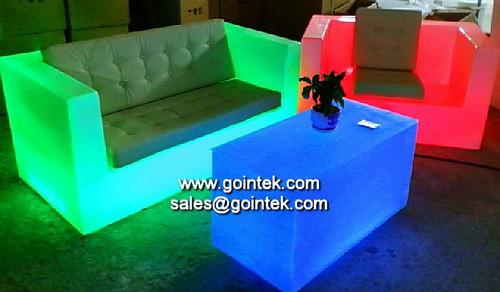 Pub bar muebles con cambio de color de la luz pub bar for Muebles para pub
