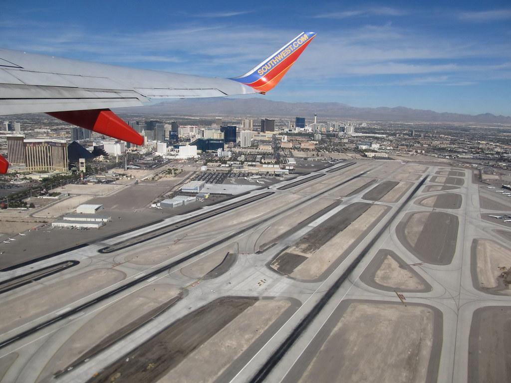 Las Vegas Mccarran Rental Car Return